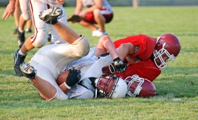 Laid Out On The Hit