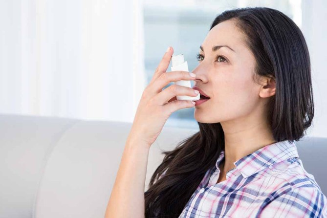 asthma las vegas