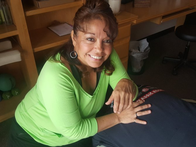 Dina has been with chiropractic healing center of Las vegas for five years