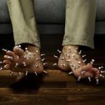painful neuropathy foot