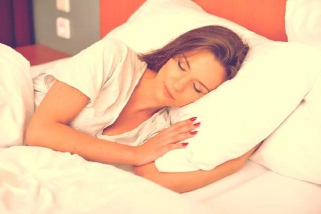 不眠症で熟睡できない