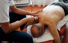 Ultrasound is a form of physiotherapy used at Chiropractic and rehabilitation of south Florida located in Hollywood, FL