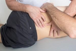 Low Back Chiropractic Adjustment