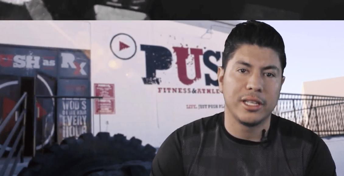 mauro pena gives testimonial on push as rx