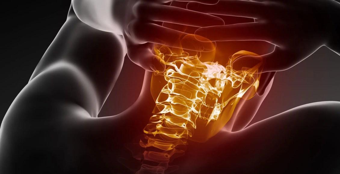 Broken Neck: X-Ray Diagnosis and Treatment - El Paso Chiropractor