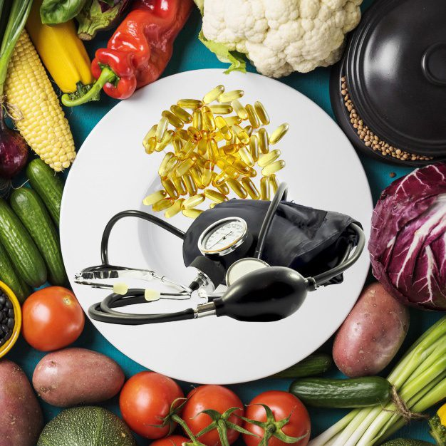 Nutraceutical Supplements, Nutrition: And Treatment Of Hypertension