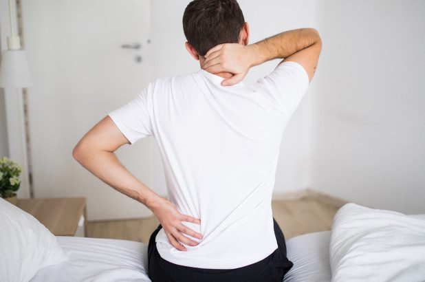 back pain overview cover image