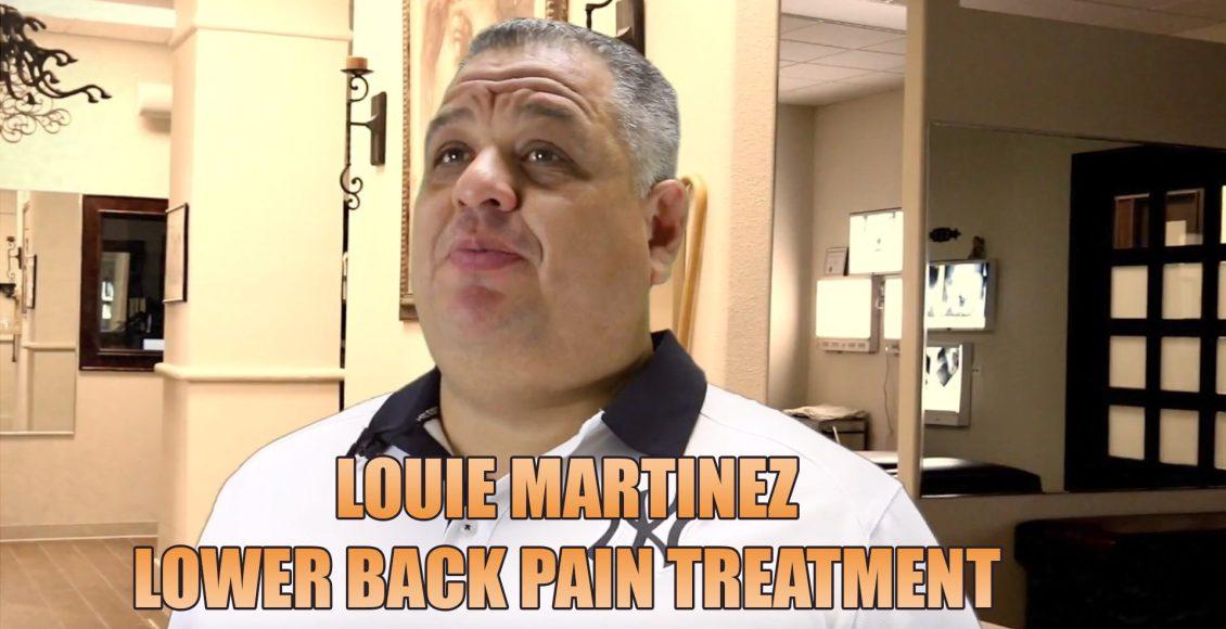 lower back pain treatment el paso tx.