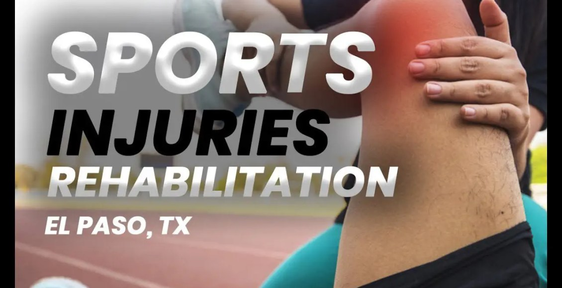 11860 Vista Del Sol Ste. 128 The *SPORTS* Injury Chiropractor | El Paso, Texas