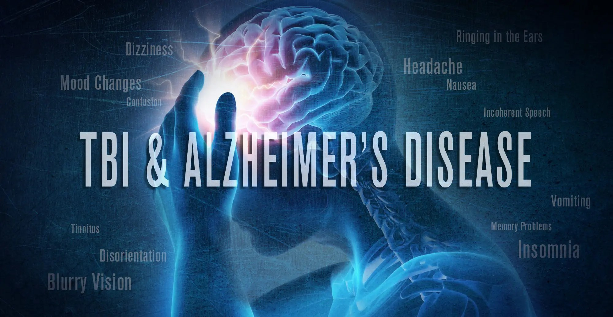 Integrative Neurology: Traumatic Brain Injury and Alzheimer's Disease