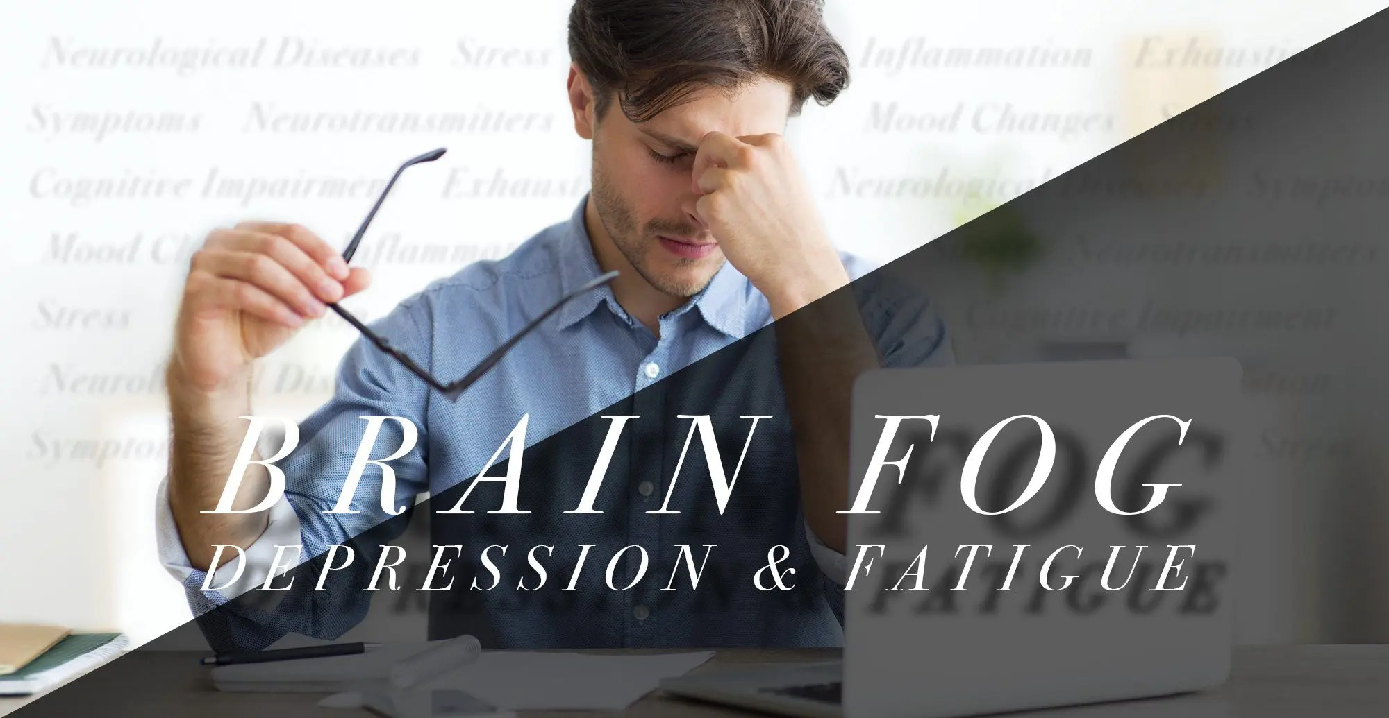 Functional Neurology: Brain Fog, Depression, and Fatigue