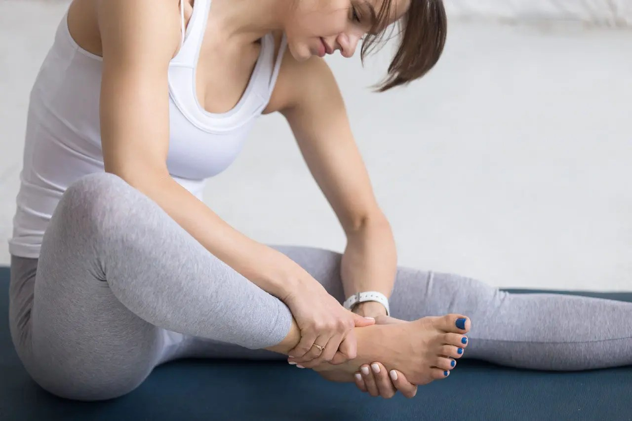 Ankle Injury, Function and Chronic Pain El Paso, Texas