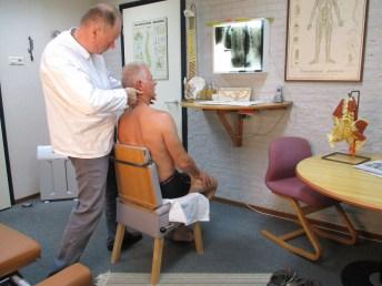 C5-6 behandeling set up