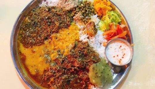 【京都】知る人ぞ知るスパイスカレーの名店♪いつも売り切れ御免のムジャラを食べてきました~♪