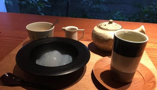 【京都】祇園四条にある鍵善良房のモダンなゼンカフェ(ZEN CAFE)に行ってみました~🎵