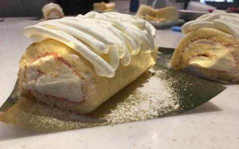 ✨ABC✨プレミアムレッスン 純白のロールケーキ