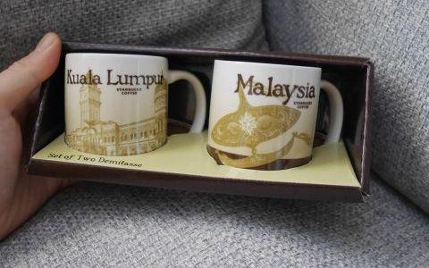 スタバ✨マグカップコレクションNo.10 Malaysia Kuala Lumpur🇲🇾