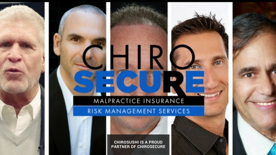 Chirosushi is a Proud Partner of Chirosecure (1)