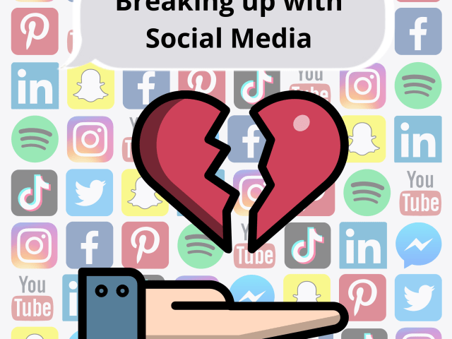 Double-Edged Sword:  Breaking Up With Social Media