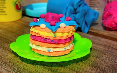 Make Playdough at Home! 🙌 🐣🐥😊