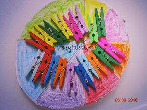 rainbow wheel 1