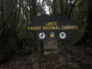 National Park Chirripo