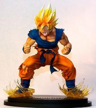 photo credit: Dragon Ball - Son Goku 2 via photopin (license)
