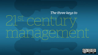 photo credit: Three Keys to Success For the 21st Century Manager via photopin (license)