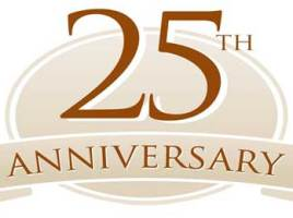Gift Ideas For 25th Anniversary