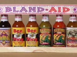 Trendy and Unique Gift Ideas: Hot Pepper Sauce Gifts