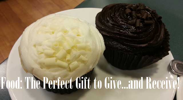 Give People The Gift Of Good Food