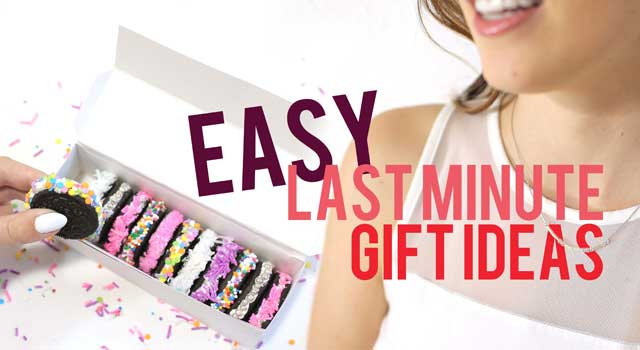 Finding That Last Minute Gift Has Never Been Easier