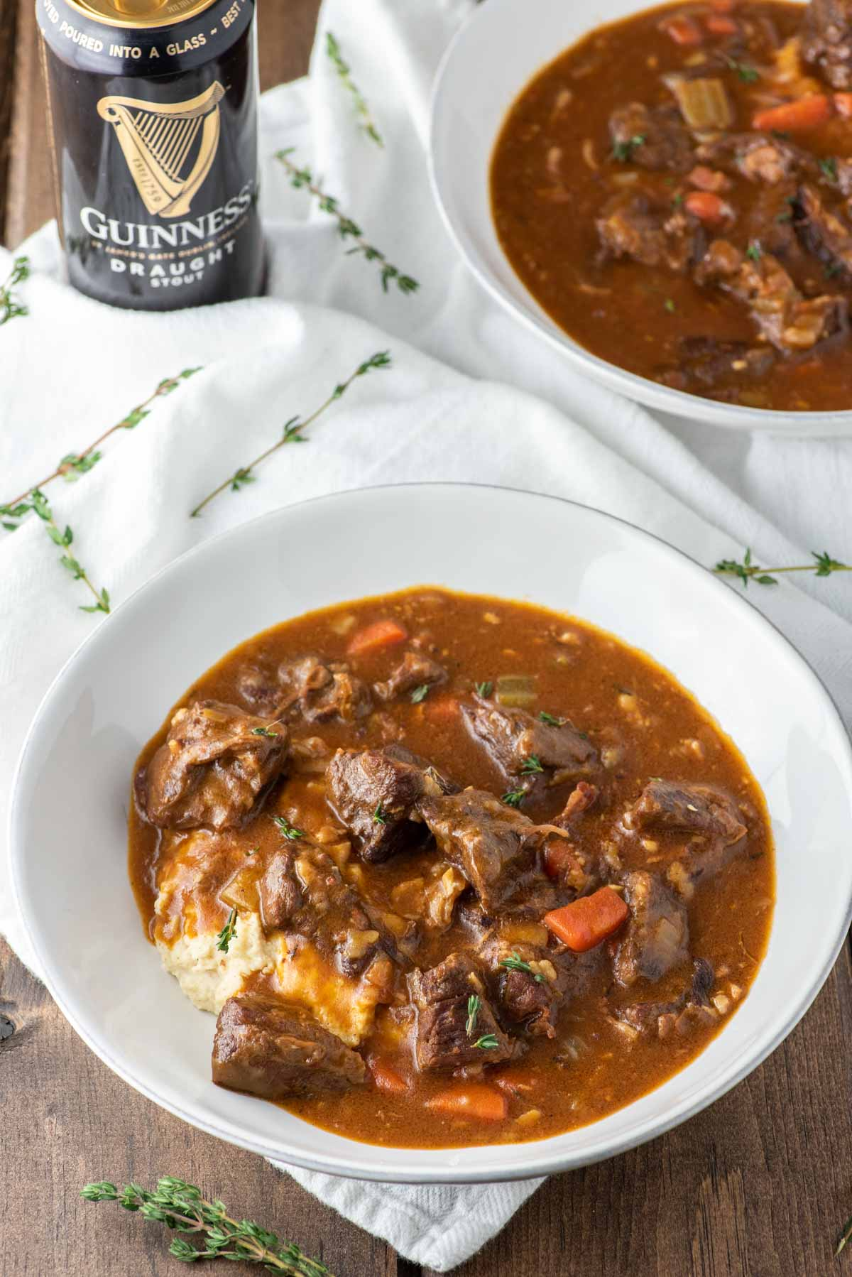 Guinness Beef Stew Recipe Chisel Fork