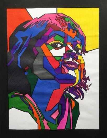 "2019 award winner ""In Living Color"" by Noelia Delgado"