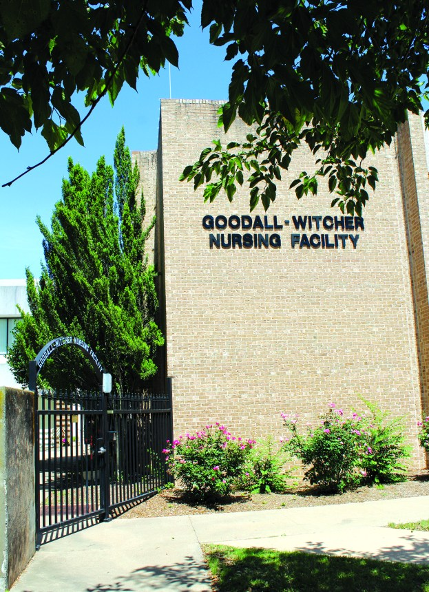 Goodall-Witcher Nursing Facility.