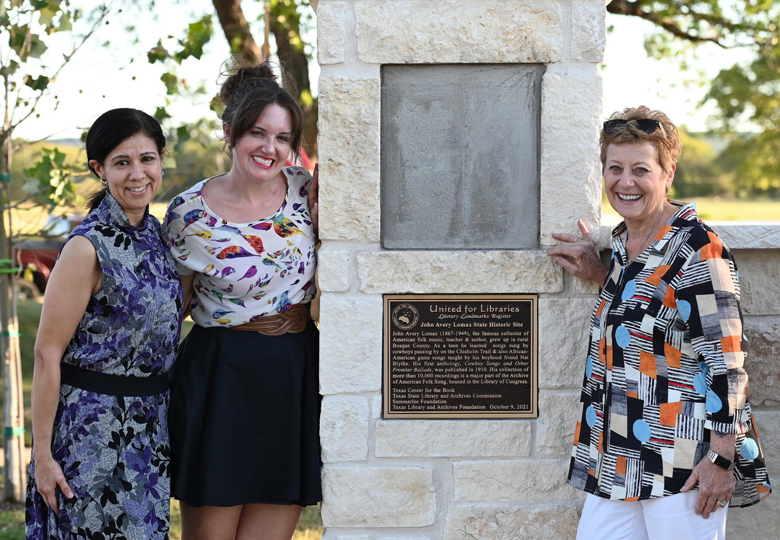 Literary Legacy Lauded
