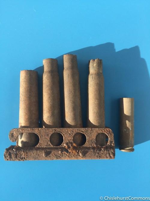 WWII Ammunition