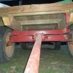 Hay Wagon Rebuild Chism Heritage Farm