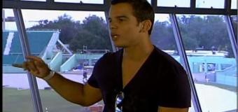 Saymon Díaz explica sacrificio que debe realizar para montar conciertos
