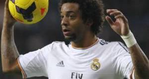 """Marcelo sufre una """"rotura fibrilar"""" en la pierna izquierda"""