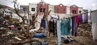 Antillas Menores no se repone del huracán Irma
