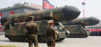 Corea del Norte amenaza con hundir con bombas a Japón y Corea del Sur