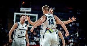 Eslovenia gana su primer título en el Eurobasket