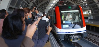 Terminarán en abril la Línea 2B del Metro