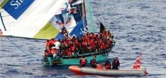 Continúan la búsqueda de más de 40 haitianos desaparecidos en un naufragio