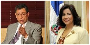 """Vicepresidenta y Felucho sostienen discusión """"barrial"""""""