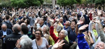 Casi mil heridos por el referéndum por la independencia de Cataluña