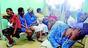 Huelga médica entra a segundo día, los pacientes siguen sufriendo