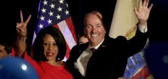 Demócratas ganan gobernaciones de Virginia y Nueva Jersey