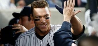 Aaron Judge decidido a seguir mejorando en los Yankees